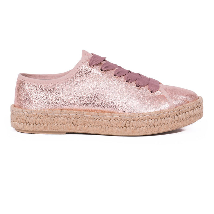 Sneaker_nude_femme, chaussure_toile, paez, sneakerdrille, espadrille
