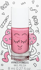 Vernis ongle, vernis fille, nailmatic, cadeau anniversaire, non toxique, base eau, made in France, fete, cookie