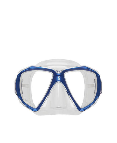 Diving and snorkelling masks