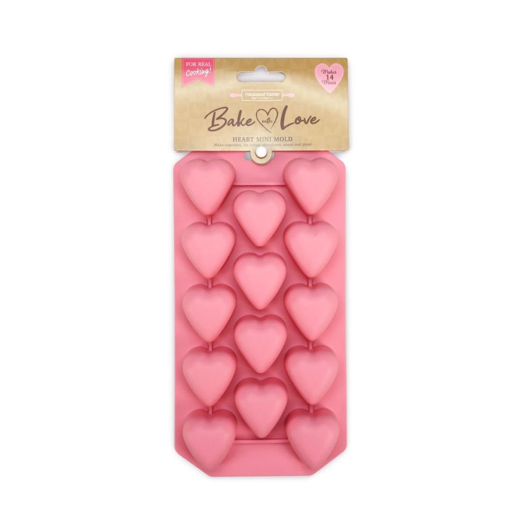 Bake With Love Mini Mold Silicone Baking Mold