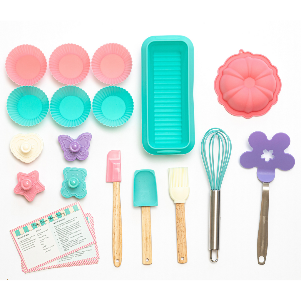 Kids Deluxe Baking Kit with Accessories