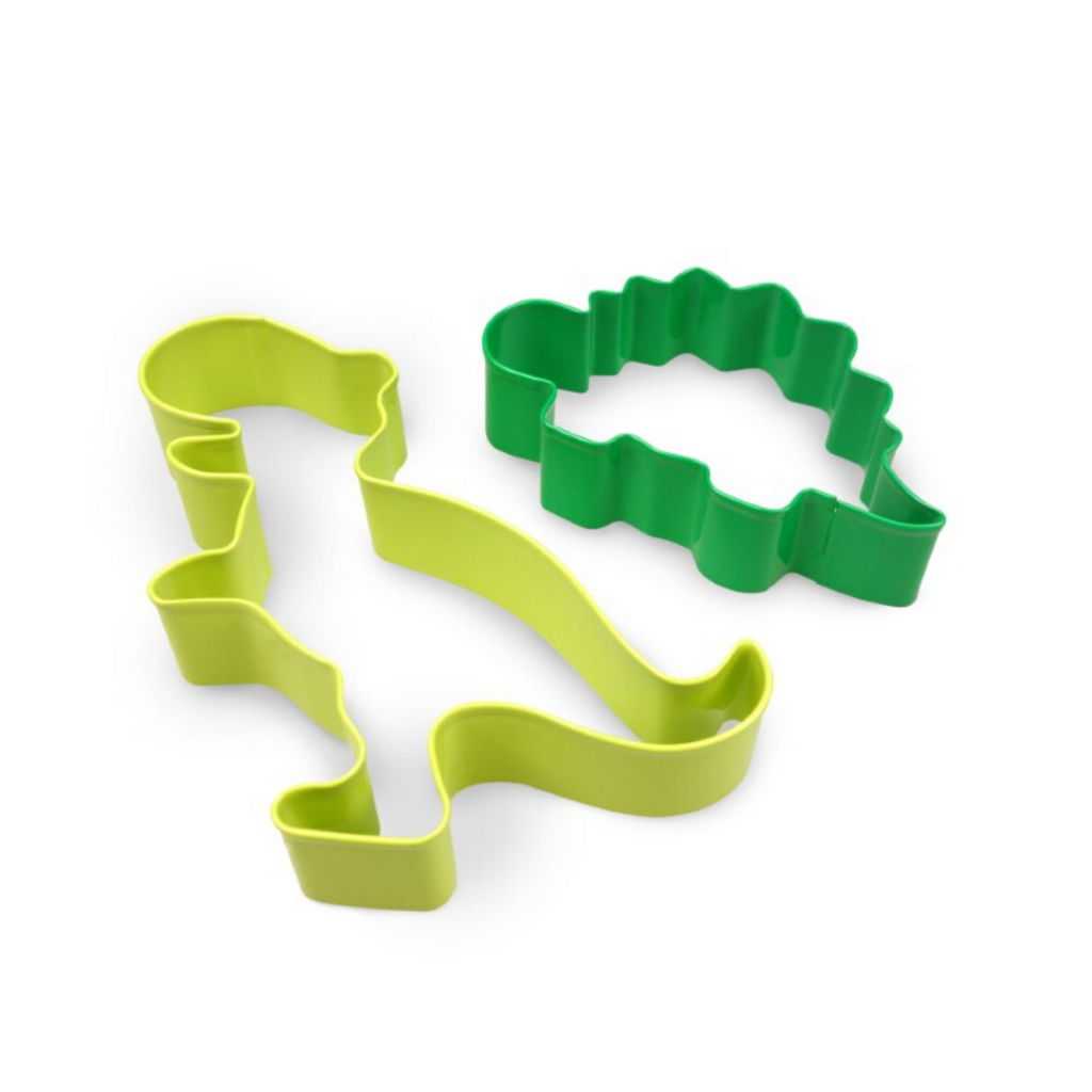 Dinosaur Cookie Cutter 2 Pack Set