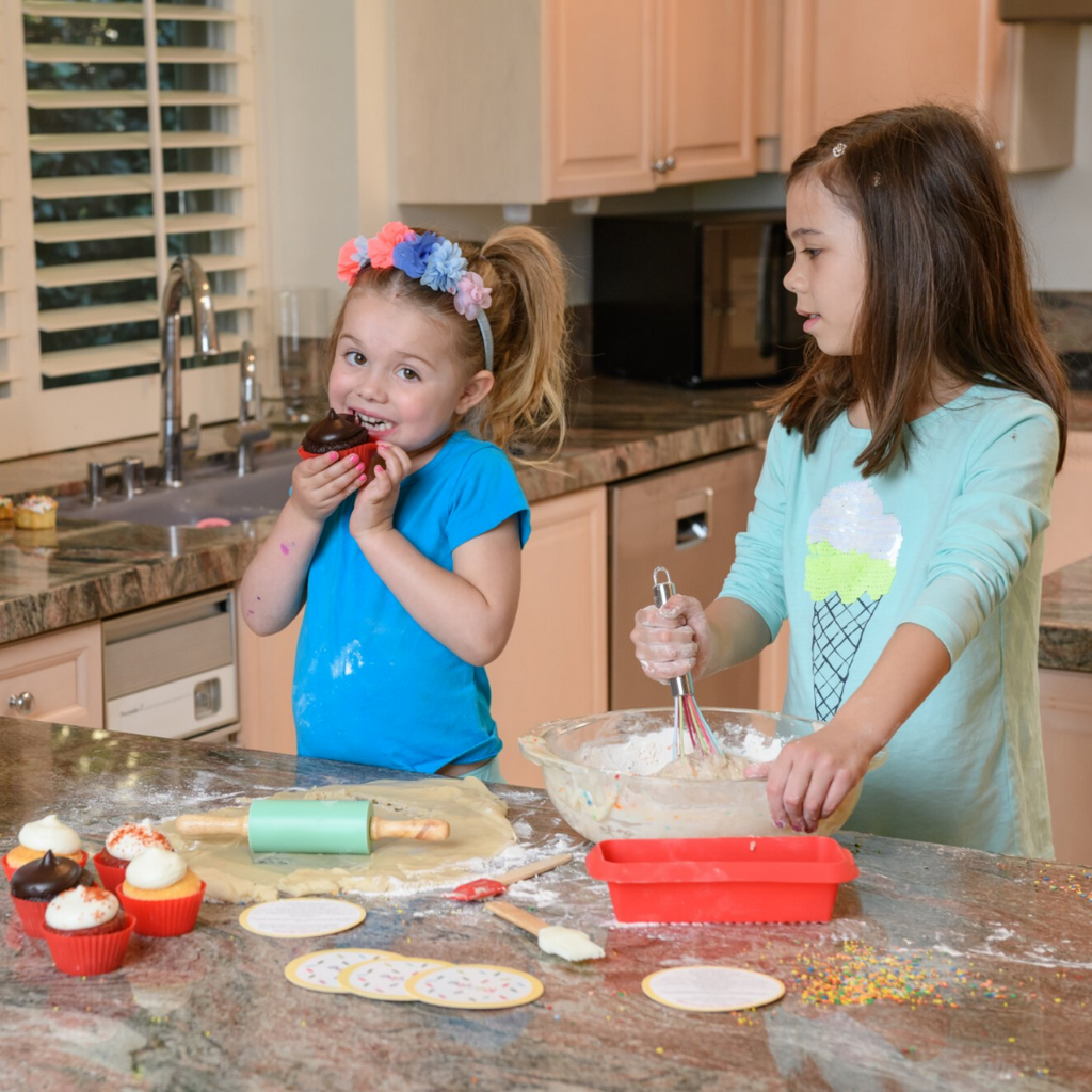 Intro to Baking Kids Baking Kit with Tools and Accessories