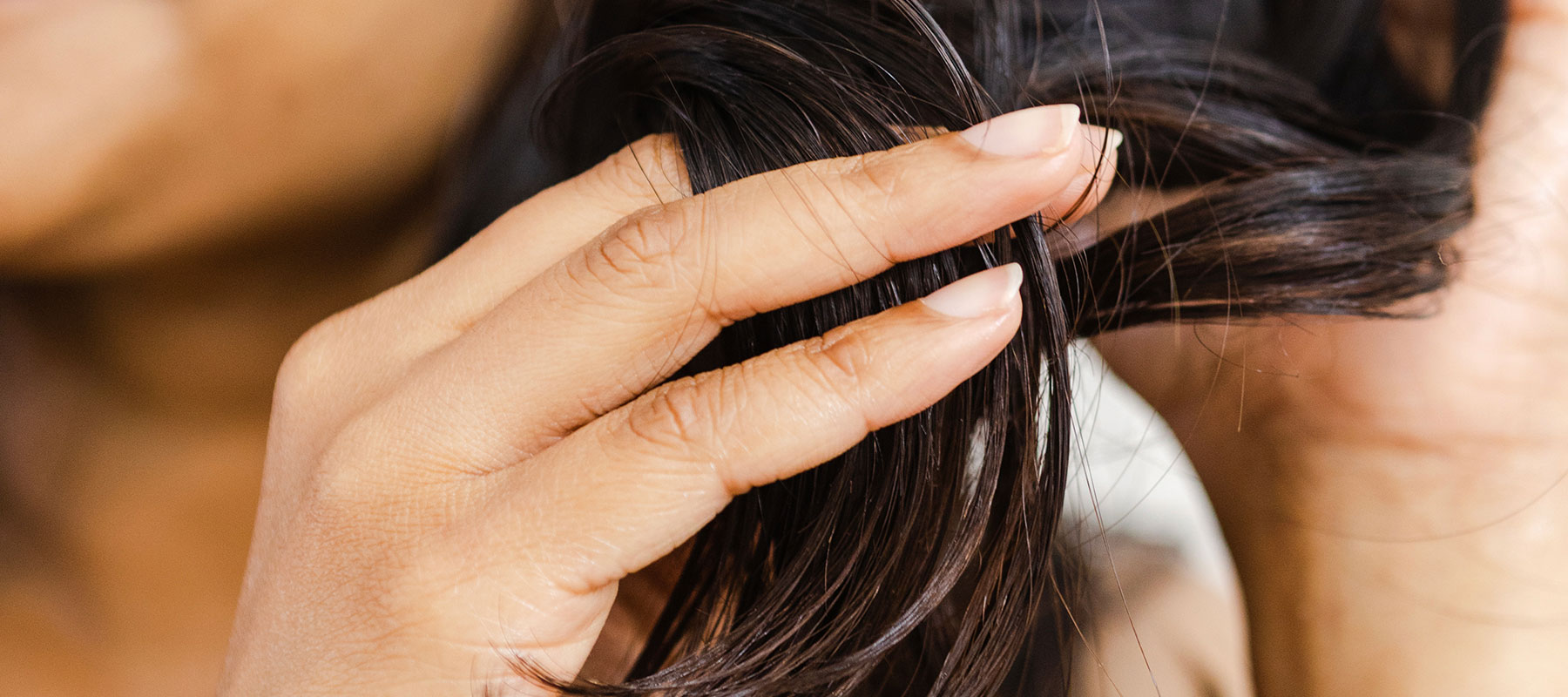 Adding a boost - Oils For Your Hair