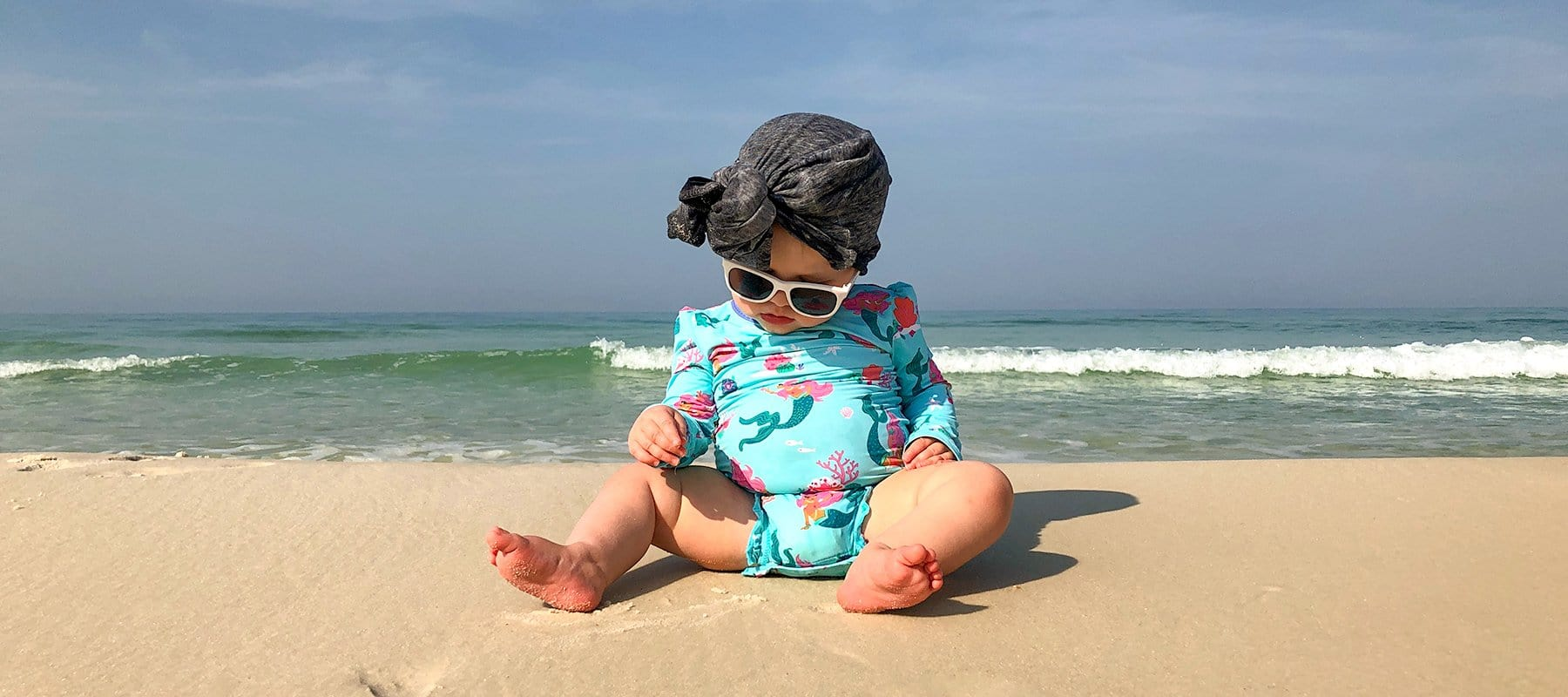 Tips For Fun in the Sun with Babies