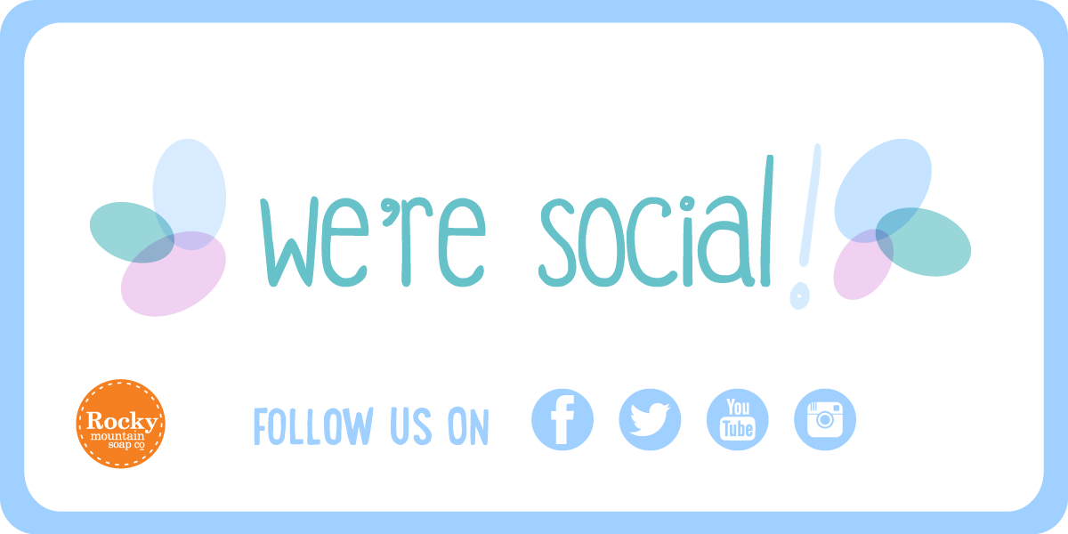 We're On Social!