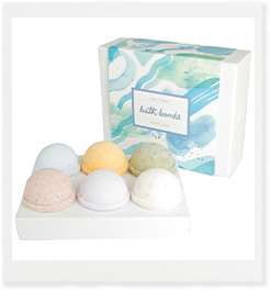 build your own bath bomb gift set