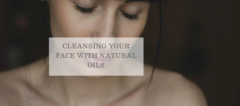 Cleansing With An Oil