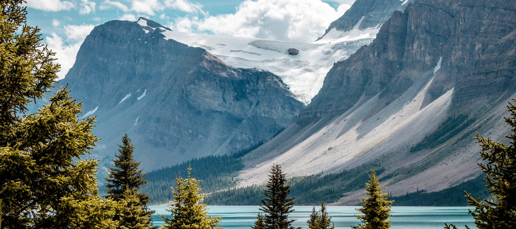 image of the Rocky Mountains in Canada.