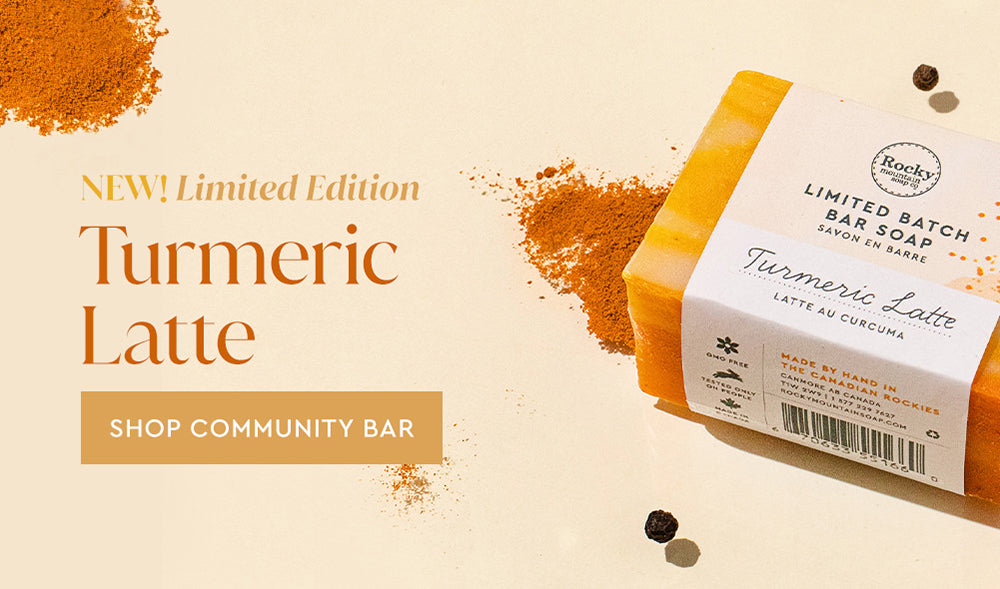 Turmeric Latte Soap