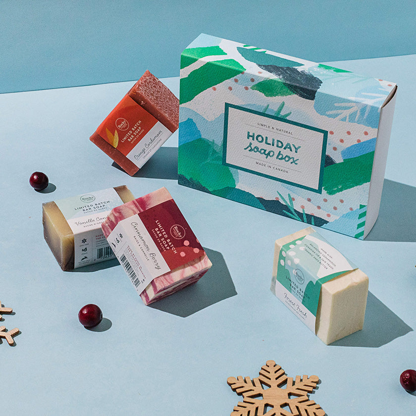 Holiday Soap Set
