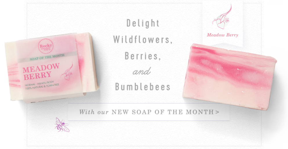 berry soap
