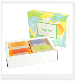 build your own soap gift set