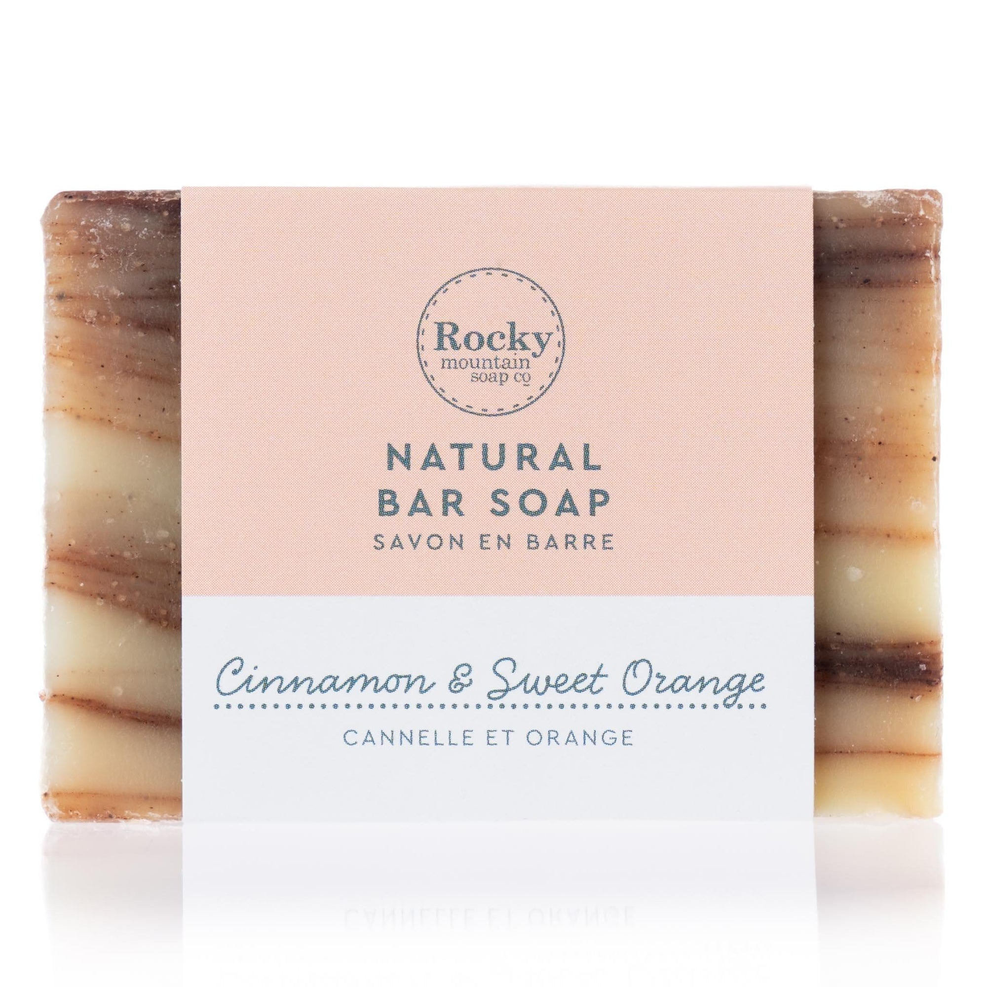 Cinnamon & Sweet Orange Soap