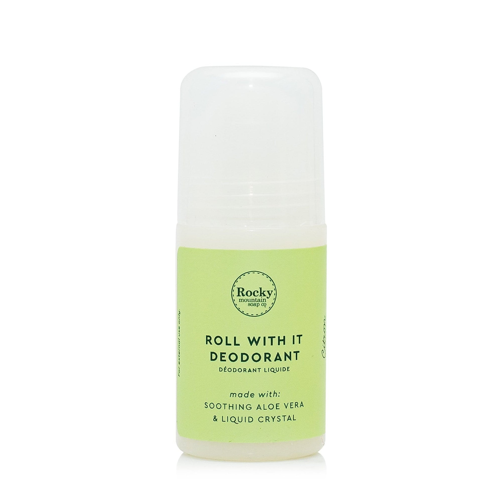 Citron Natural Deodorant