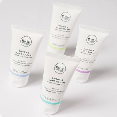 Vanilla Coconut Natural Hand Cream