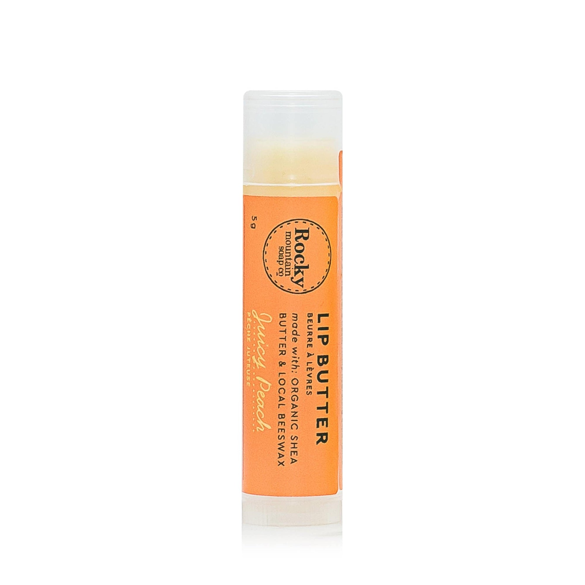 Juicy Peach Lip Butter