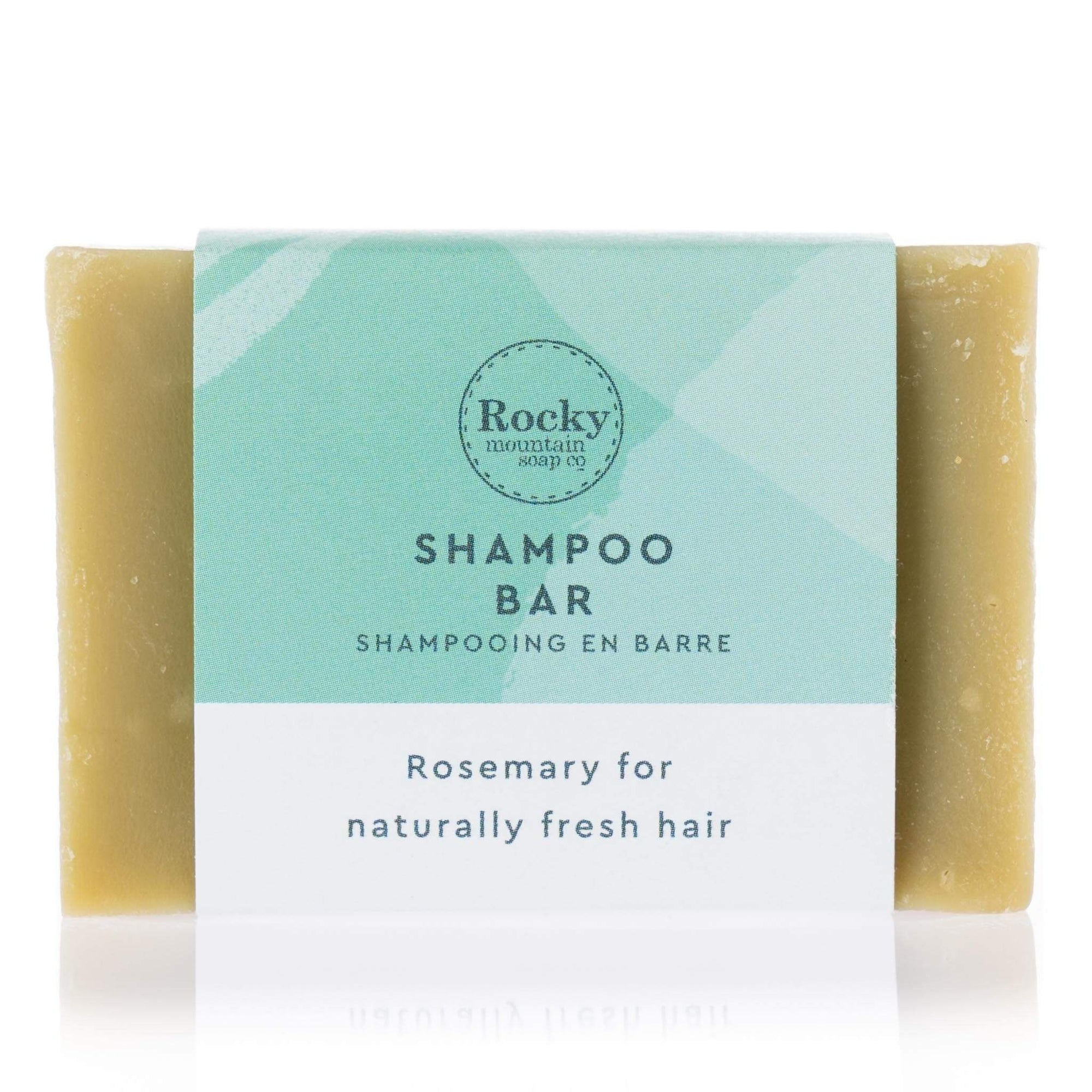 Natural Shampoo Bar Soap