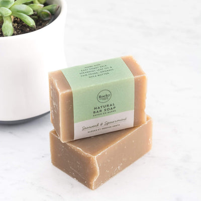 Seaweed Natural Bar Soap