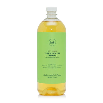 cedarwood lime shampoo