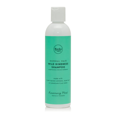 Rosemary Mint Normal Hair Natural Shampoo
