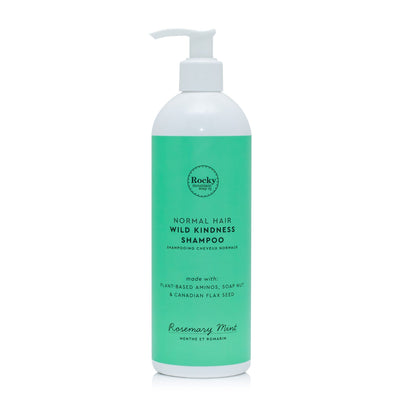 Rosemary Mint Natural Shampoo
