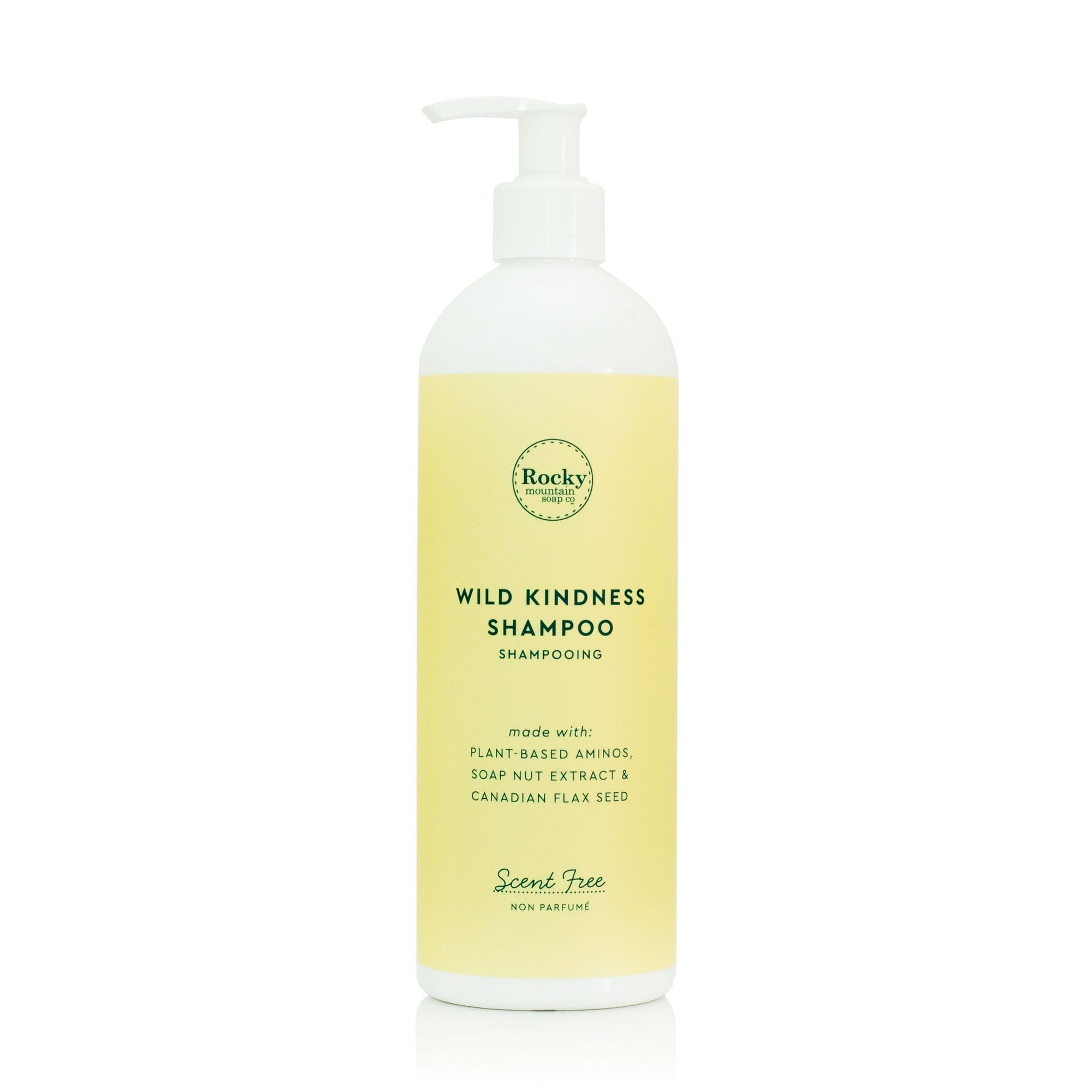 unscented natural shampoo