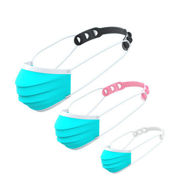 Adjustable Face Mask Ear Loop Extension (10 Pack)