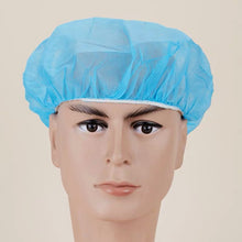 Load image into Gallery viewer, Disposable Medical Bouffant  (100 Pack)