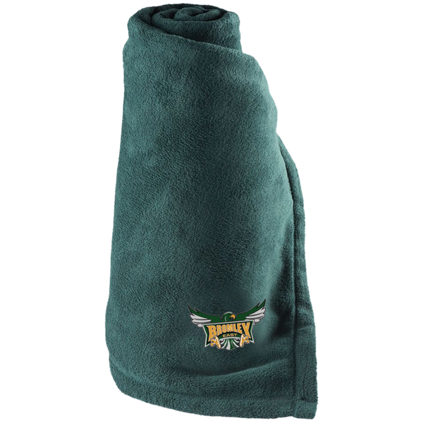 Hawk Originals (Main Logo) Holloway Large Fleece Blanket