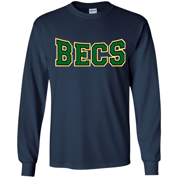 Hawk Originals (green BECS) Youth LS T-Shirt