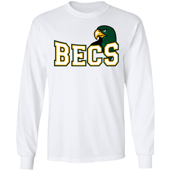 Hawk Originals (BECS w/Hawk) LS Ultra Cotton T-Shirt