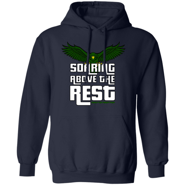 Hawk Originals (Soaring Above The Rest) Pullover Hoodie