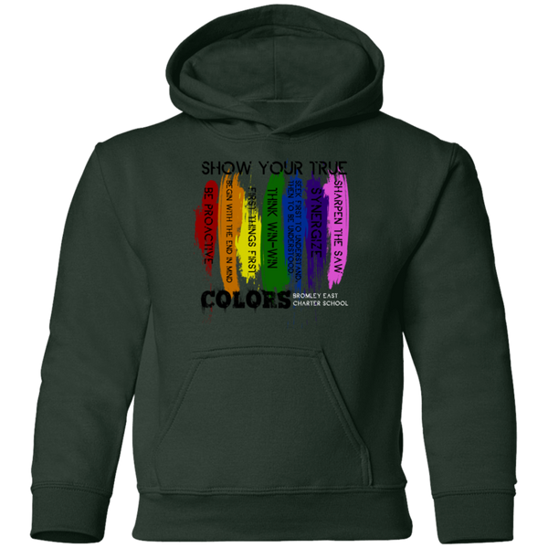 Hawk Originals (Show Your True Colors) Youth Pullover Hoodie