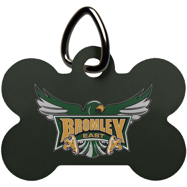 Hawk Originals (Main Logo) Dog Bone Pet Tag