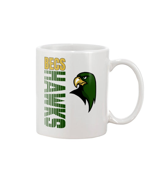 Hawk Originals (BECS HAWKS w/Hawk) 11oz Mug