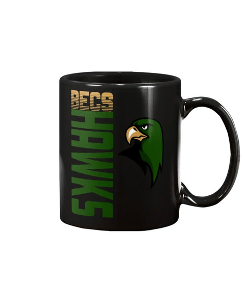 Hawk Originals  (BECS HAWKS w/Hawk) 15oz Mug