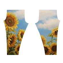Load image into Gallery viewer, Sunflower Leggings
