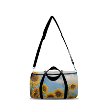 Load image into Gallery viewer, Sunflower Duffle Bags