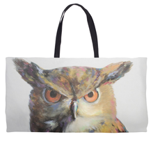 Load image into Gallery viewer, Owl Weekender Totes