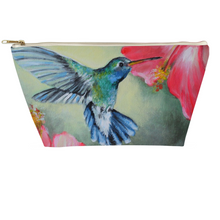 Load image into Gallery viewer, Hummingbird Accessory Pouches