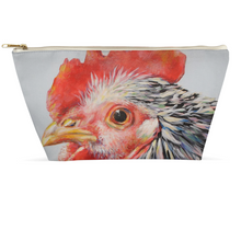 Load image into Gallery viewer, Margaret the Hen Accessory Pouches