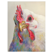 Load image into Gallery viewer, Agnes The Chicken Fleece Blankets