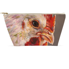 Load image into Gallery viewer, Gertrude the Hen Accessory Pouches