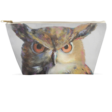 Load image into Gallery viewer, Owl Accessory Pouches