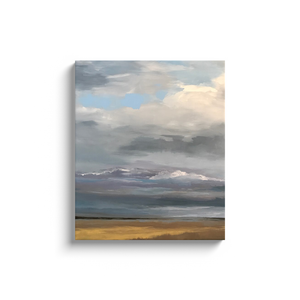Spacious Skies Front and Sides Canvas Wraps
