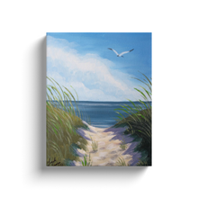 Load image into Gallery viewer, Tranquil Path Canvas Wraps