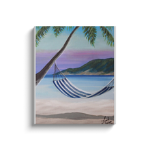 Load image into Gallery viewer, Tropical Dreams Canvas Wraps