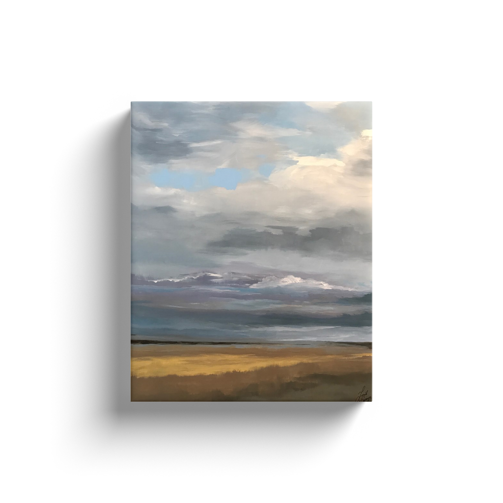 Spacious Skies Canvas Wraps