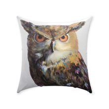 Load image into Gallery viewer, Aria Owl Throw Pillows